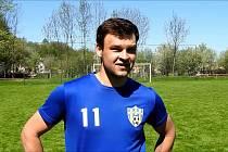Daniel Vavřík je letitou oporou fotbalové Juřinky.