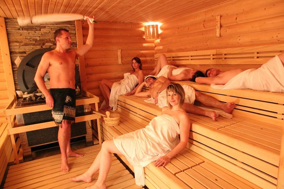 Wellness Horal: saunové rituály.