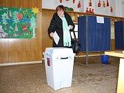 Ani druhý den příliv zájemců neustával. Podle členů volebních komisí překonají prezidentské volby v účasti voličů ty krajské, senátní, ale i komunální.