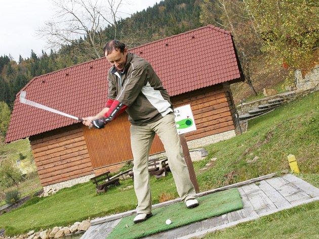 Golf ve Velkých Karlovicích