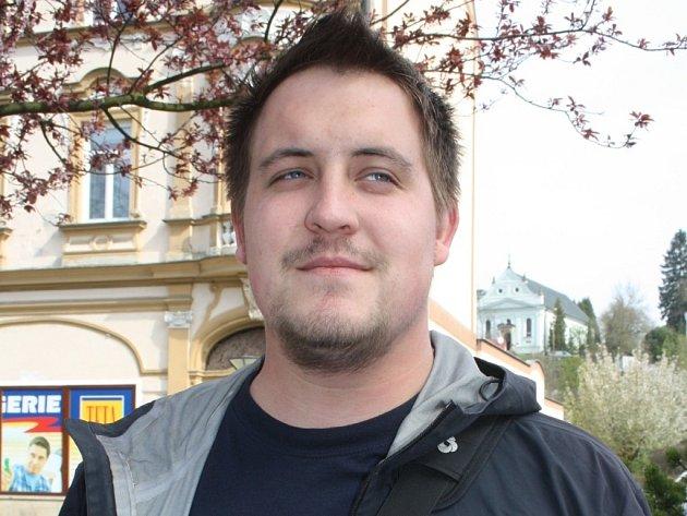 Jakub Vaněk.