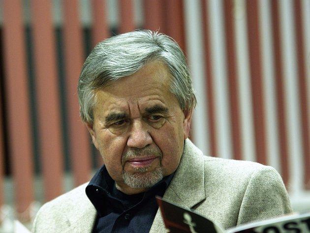 Dalibor Malina, nakladatel, vydavatel, galerista, spisovatel a editor.
