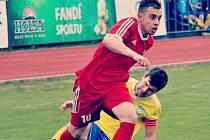 Jednadvacetiletý fotbalista Ondřej Staněk má ze Všechovic namířeno do Valašského Meziříčí.