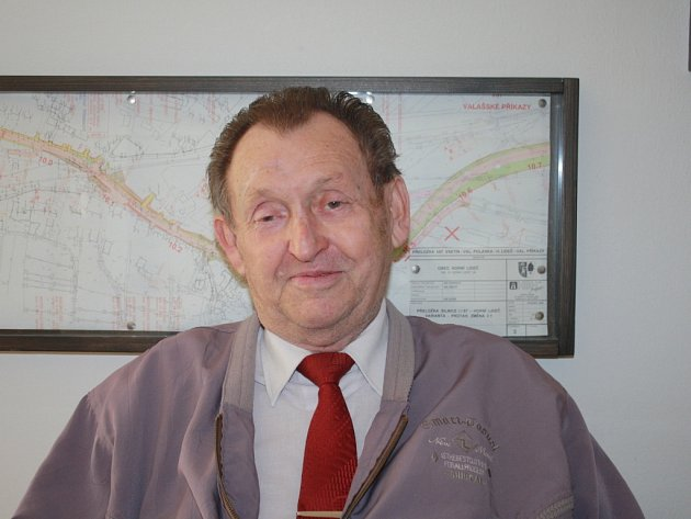 Zdeněk Mikulenka bývá členem volební komise už třicet sedm let.