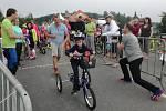 Premiérového ročníku Lapos Koloběžka Cupu 2019 na Pustevnách se v sobotu 22. června 2019 zúčastnilo 219 malých i velkých sportovců. Akce vynesla 35 tisíc korun pro dva zdravotně postižené chlapce.
