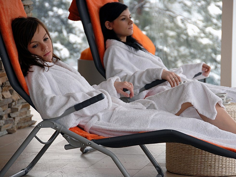 Zimní dovolená ve Velkých Karlovicích: relax.