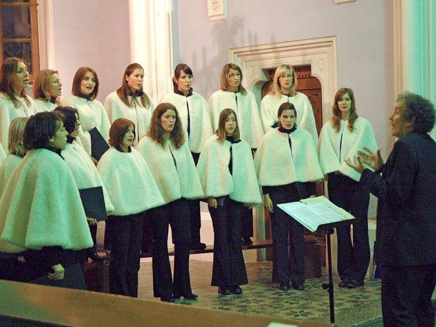 Pěvecký sbor Polanka oslaví v pátek 4. května koncertem 40. výročí svého fungování