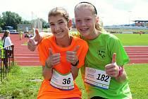 Jedna z největších sportovních událostí roku se uskutečnila 26. a 27. června 2018 ve Valašském Meziříčí. Konal se tu 3. ročník Valašské olympiády pro žáky místních základních škol.  V atletických disciplínách bojovaly Ludmila Skalská ze ZŠ Masarykova a Ad