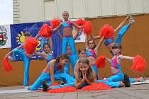V pátek začaly ve Vsetíně slavnosti Valašské záření. Rozsáhlý kulturní program se koná na několika místech města.