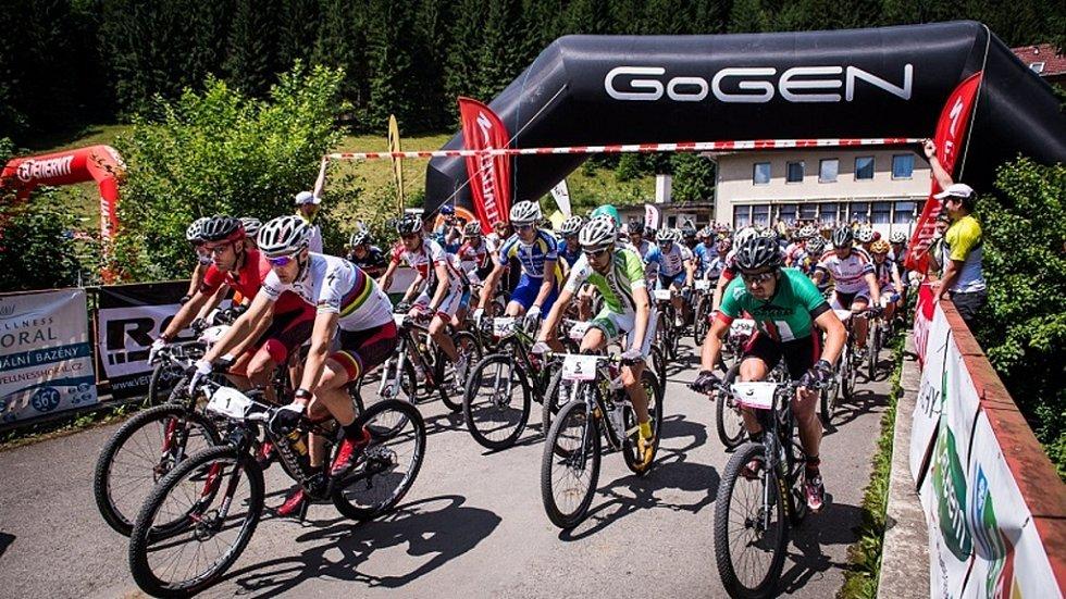 Dny horské cyklistiky na Valašsku - Bike Valachy.