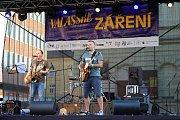 Jubilejní dvacátý ročník festivalu Valašské záření přilákal do centra Vsetína v pátek a v sobotu