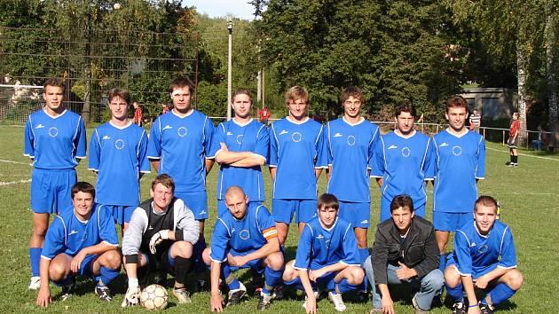 Fotbalisté Francovy Lhoty