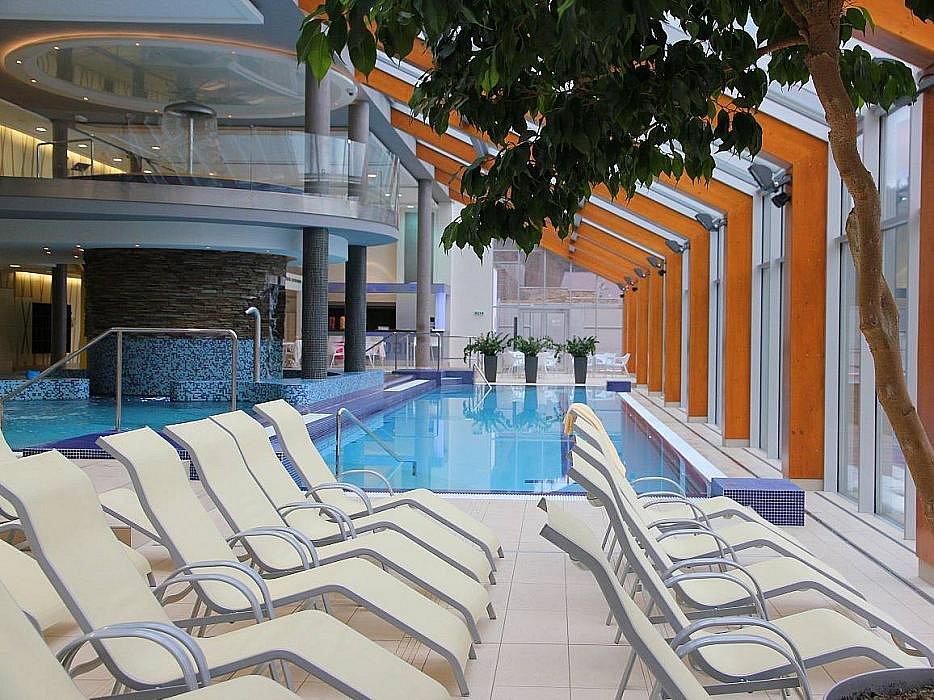 Pohoda a relax v resortu Valachy: termální bazény