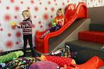 Pohoda a relax v resortu Valachy: dětský koutek