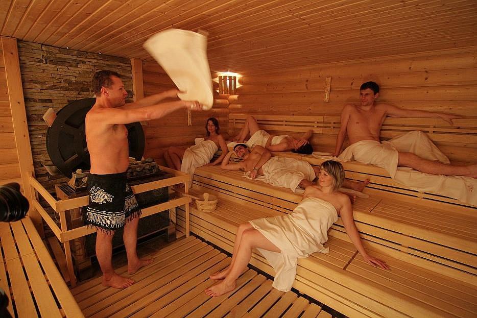 Pohoda a relax v resortu Valachy: saunové ceremoniály