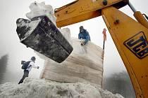 Na Pustevnách v Beskydech ve středu 12. ledna začal třináctý ročník sympozia Sněhové království.