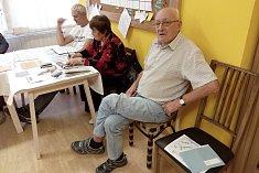 Pavel Laža seděl ve volební komisi už v roce 1989.