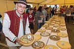 Karlovský gastrofestival: soutěž frgálů.
