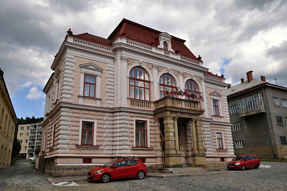 Vsetín - hotel Nová radnice