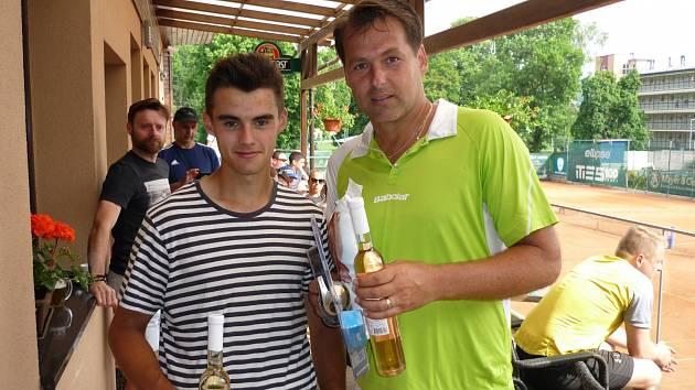 1. turnaj ATP Valašska 2020 ve Vsetíně