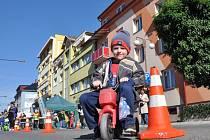 Den bez aut ve Vsetíně byl vyvrcholením kampaně Evropský týden mobility.