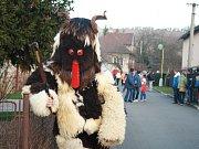 Petr Stoklasa z Velkých Karlovic se štípanou holubičkou