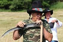 Tradiční soutěž v Semetíně byla zároveň oslavou patnáctého výročí založení Spolku pro zachování valašských tradic.