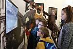 Muzeum regionu Valašsko připravilo od úterý 3. do pátku 6. března 2020 prázdninové programy plné her, tvoření a zábavy. Ilustrační foto