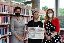 Finanční dar pro zdravotní sestřičku, která zůstala po tragické události sama se čtyřmi dětmi.