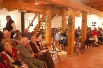 Třetí den oslav výročí založení zvoničky na Soláni vyvrcholilo literárně-hudebním programem o Karlu Hašlerovi.