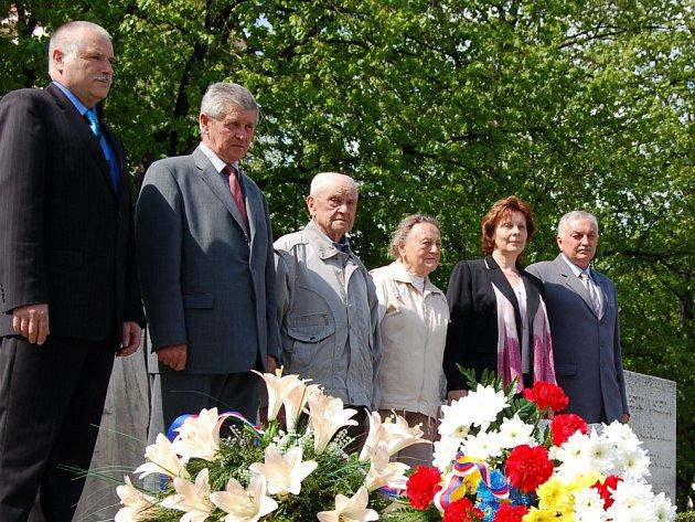 Valašsko si připomíná konec války
