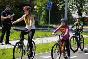 Regionální dopravní soutěž na dopravním hřišti ve Valašském Meziříčí