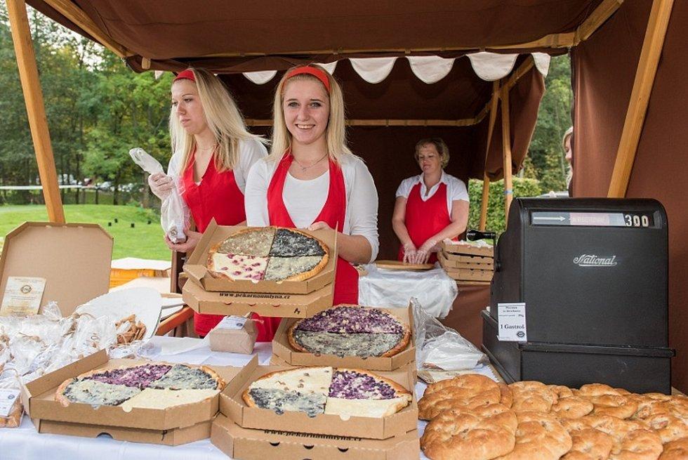 Karlovský gastrofestival. Farmářský trh.