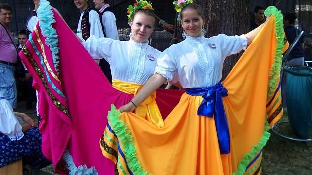 Festival Vsetínský krpec v Panské zahradě