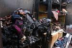 O velikonočním pondělí 2019 rodině Koudelových v Huslenkách doslova shořela střecha nad hlavou. Veškeré oblečení shořelo na popel.