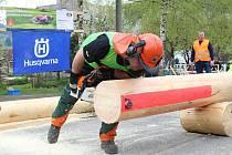 Druhý ročník dřevorubeckých závodů s názvem Prlovský drvař se uskutečnil v sobotu 6. května 2017 v Prlově. Sedmadvacet závodníků z Čech, Moravy i Slovenska soutěžilo v devíti disciplínách.
