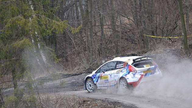 Valašská rally 2018