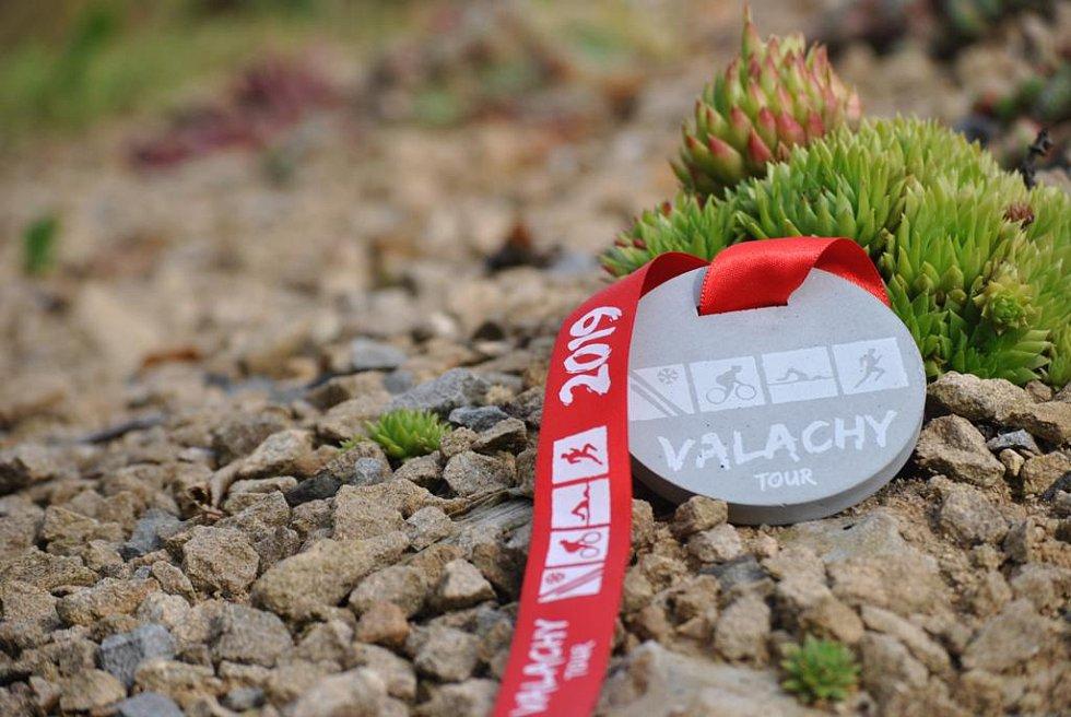 Valachy man - medaile
