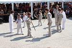 O titul gulášového krále soutěžilo v Ratiboři v sobotu 25. května 2019 sedmnáct týmů. V kulturním programu se představil místní soubor Kosáčci.