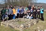 Do stavby skanzenu se ve Valašských Kloboukách pustila parta mladých nadšenců. Pro ně je Valašsko srdeční záležitost.