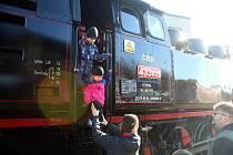 S parní lokomotivou 433.002 zvanou Matěj se přišly 23. listopadu 2019 do valašskomeziříčského depa rozloučit stovky lidí. Na opravu nejsou peníze, Matěj poputuje do depozitáře NTM v Chomutově.