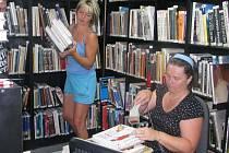 Valašskomeziříčská knihovna je tento týden mimo provoz. Knihovníci přepočítávají zdejší fond, v budově probíhají drobné stavební úpravy.