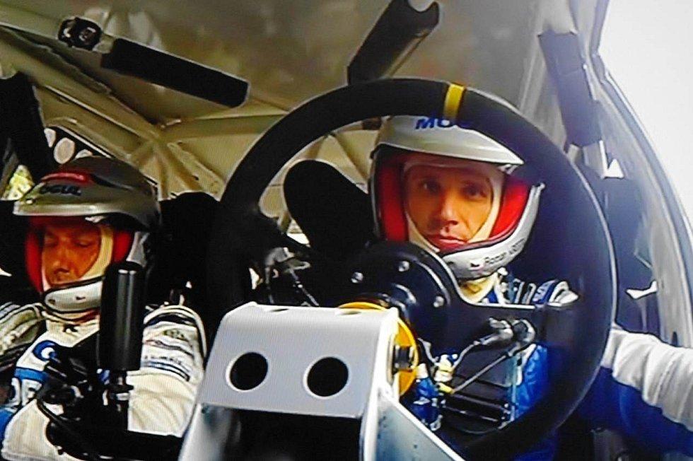 Slavný rallye jezdec Roman Kresta ze Zlínska patří stále k špičkám rallye České republiky.