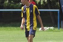 18letý David Smilek