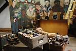 Příprava unikátní výstavy s názvem Imaginárium bratří Formanů ve Vrtuli - světe her a poznání ve Valašském Meziříčí. Výstava začíná v sobotu 1. února 2020 v 15 hodin.