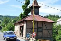 Historická hasičská zbrojnice ve Zděchově prochází generální opravou. Ta bude dokončena na přelomu června a července 2012. Budova bude poté sloužit jako muzeum historické hasičské techniky