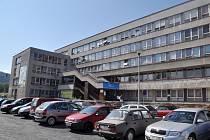 Poliklinika ve Vsetíně.