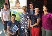 Na čtyři desítky lidí vstoupilo v neděli 11. června na hasičských závodech ve Valašské Polance do registru dárců kostní dřeně. Nemocnice si kroku všech potenciálních dárců cení.