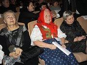 Veřejnost se rozloučila s Jarmilou Šulákovou.