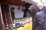 Farmářské trhy v Rožnově pod Radhoštěm